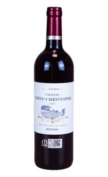 圣克里斯多菲酒庄干红葡萄酒(中级庄)