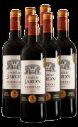 雅龙城堡干红葡萄酒整箱6支装
