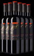 黄尾袋鼠签名版珍藏加本力苏维翁红葡萄酒750ml*6 整箱6支装
