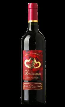 莫泊桑珍爱干红葡萄酒