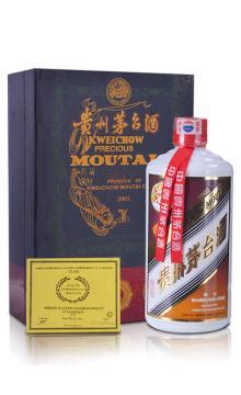 贵州茅台酒(珍品)2002年 53度 500ml