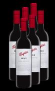 奔富BIN2西拉马塔罗干红葡萄酒  整箱装 750ml*6