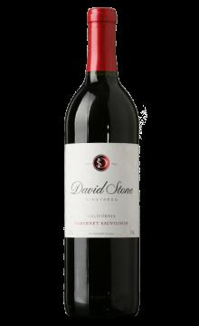 大卫斯通加州赤霞珠红葡萄酒