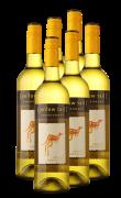 黃尾袋鼠霞多麗白葡萄酒  6支整箱裝  750ML*6