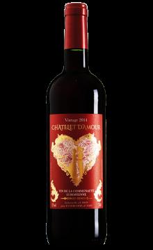 爱之堡浓情干红葡萄酒【秒杀】