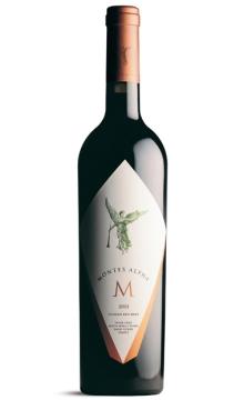 蒙特斯歐法M干紅葡萄酒(又名:蒙特斯酒莊阿爾法M紅葡萄酒)