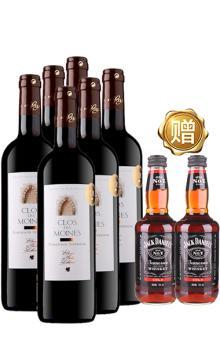 修士庄园干红葡萄酒-6支装