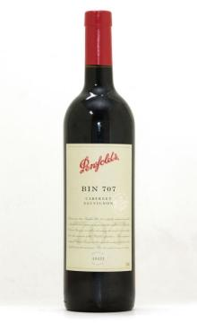 【名莊】奔富酒園BIN707紅葡萄酒