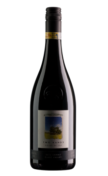 雙掌(畫廊系列)克萊爾山谷西拉紅葡萄酒(原雙掌(畫廊系列)嘉拉谷穗樂仙紅葡萄酒)